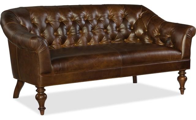 Hooker Furniture Living Room Frasier Settee.