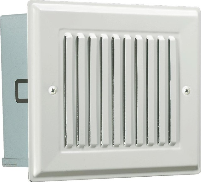 Quorum Recessed Door Chime Box, Studio White