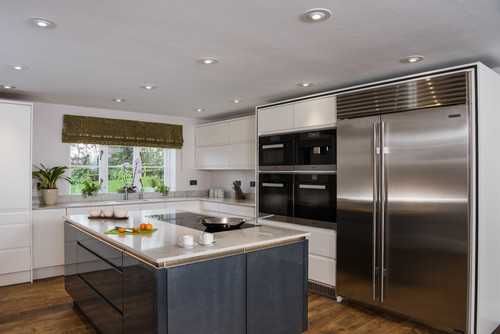I Love This Kitchen. Where You Get The Air Vent Above The Fridge?