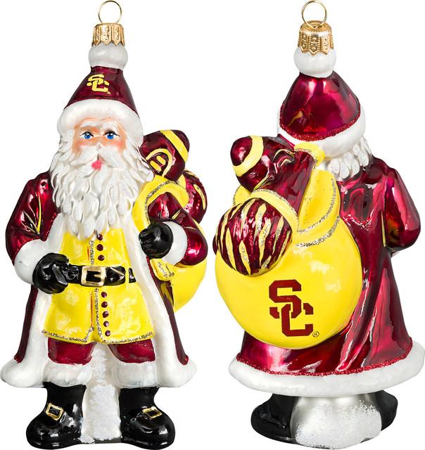 Collegiate Santa: Tennessee Ornament - Christmas Ornaments - by Joy To The  World - Collegiate Santa: Tennessee Ornament - Christmas Ornaments - By Joy