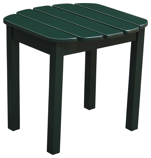 Sidetable Traditional Outdoor Side Tables By