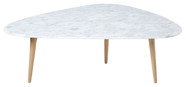 Marble Coffee Table, Large