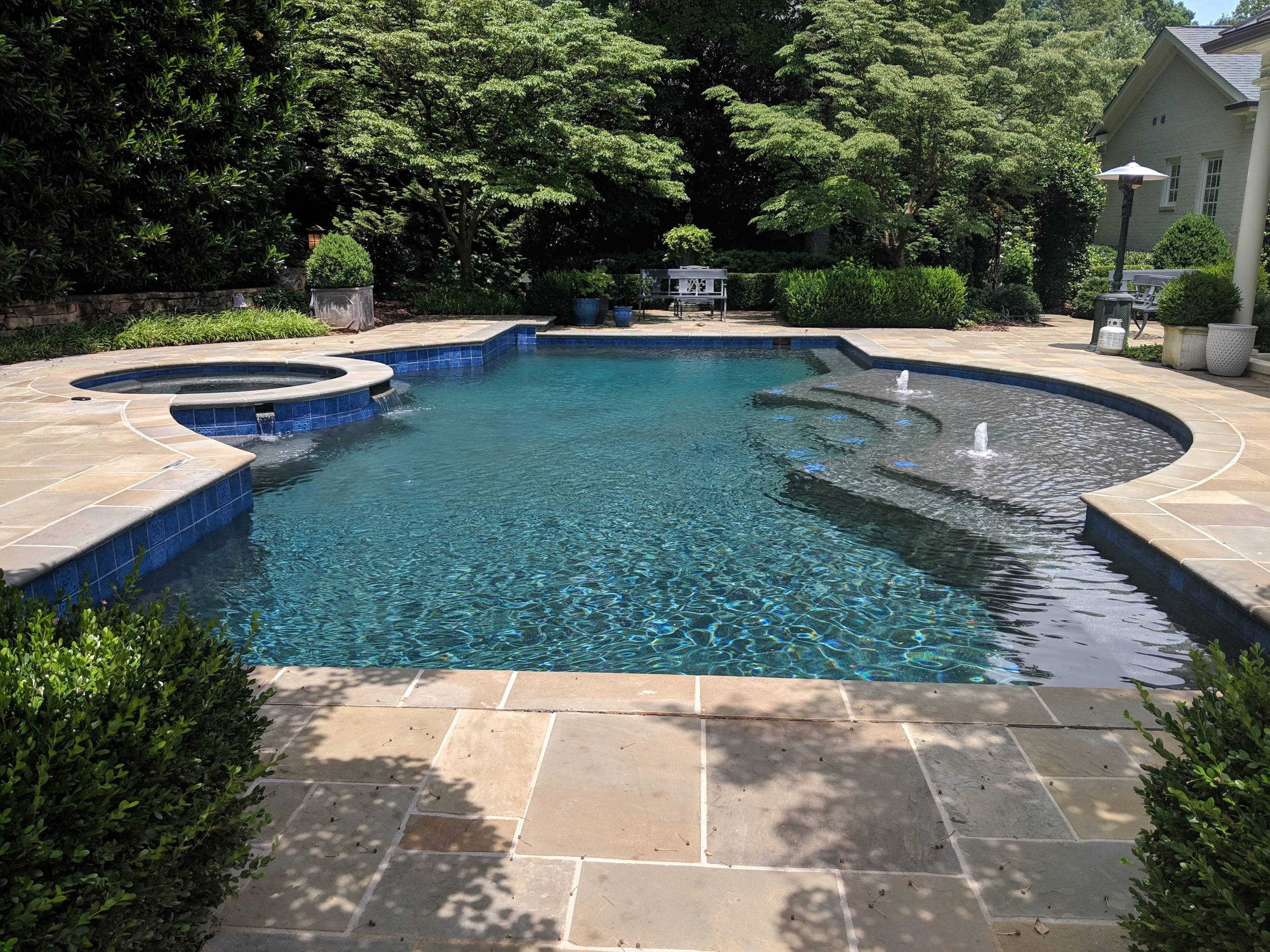 Award Winning Pool Renovation