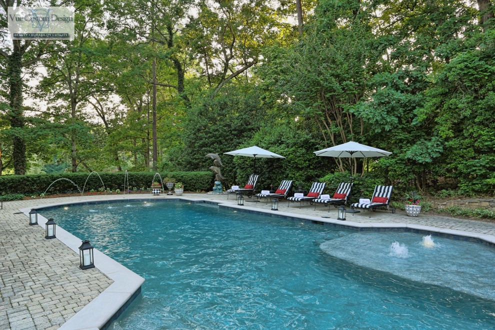 Renovation to Bring a Old Pool New Life