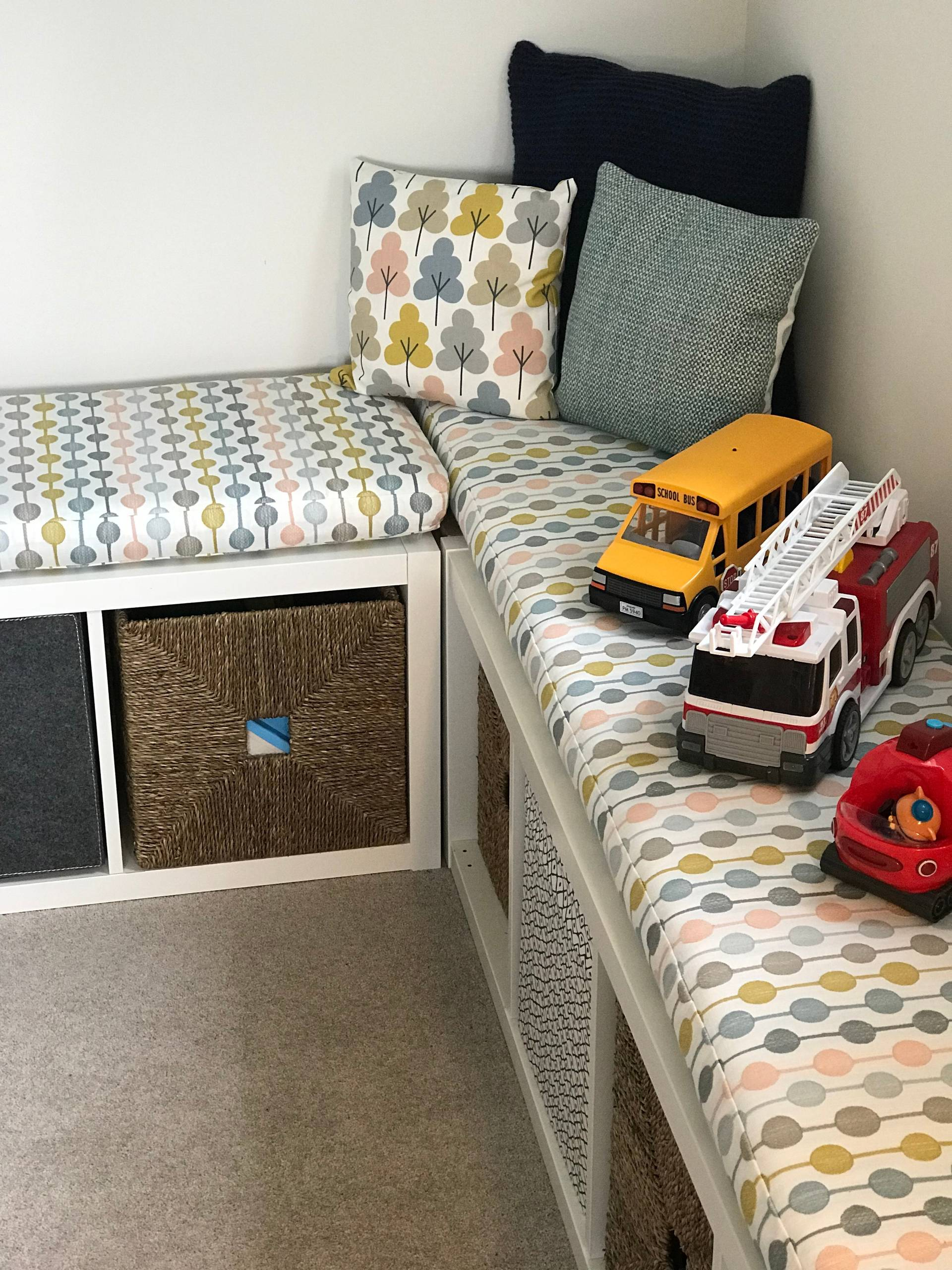 Country Cottage Playroom