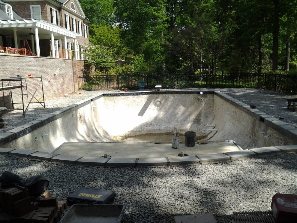 POOL DECK Swimming Pool Deck Renovation