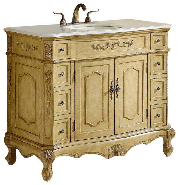 Cambridge 42 Quot Vanity Victorian Bathroom Vanities And