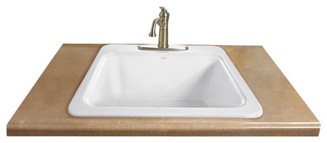 Undermount Utility Sink Laundry : Shop Houzz CECO Laundry Tray: Undermount - Utility Sinks