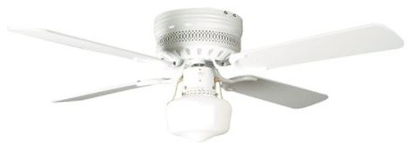 Hugger Fan 3, White.