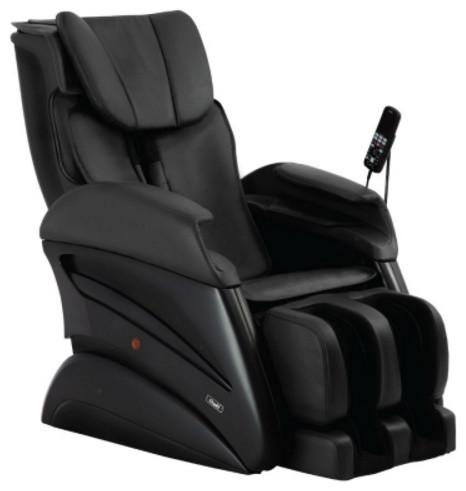 Osaki TW-Chiro Oversize 3D Massage Chair, Black by Titan Chair LLC