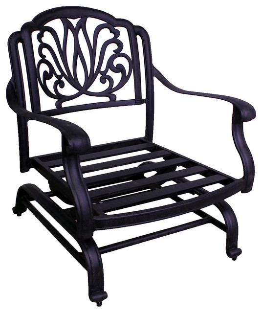 Vienna Spring Club Chair, Without Cushion