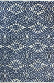 bashian artifact argos navy rug southwestern area rugs. Black Bedroom Furniture Sets. Home Design Ideas