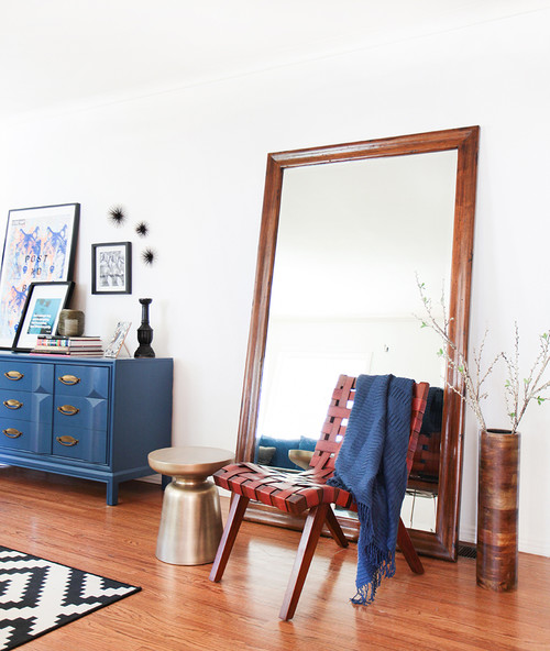Quickie Living Room Makeover