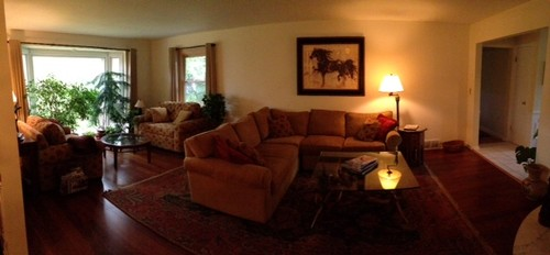 How To Arrange Living Room Furniture With A Sectional