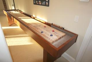 Competitor II Shuffleboard Tables