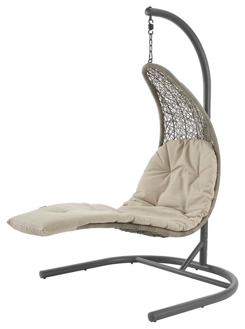 Modern Outdoor Swing Lounge Chair Rattan Wicker Hammocks And Chairs By House Bound