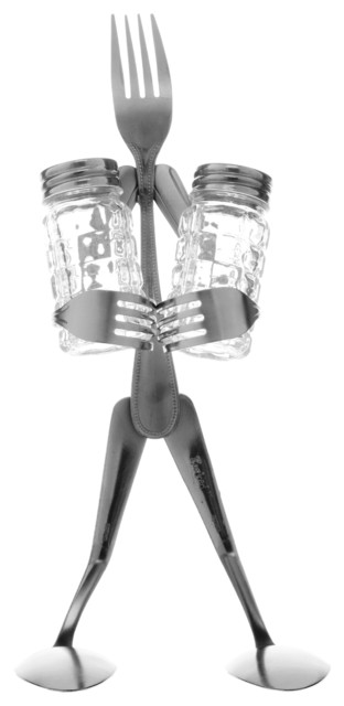 Salt and Pepper Stand - Fork