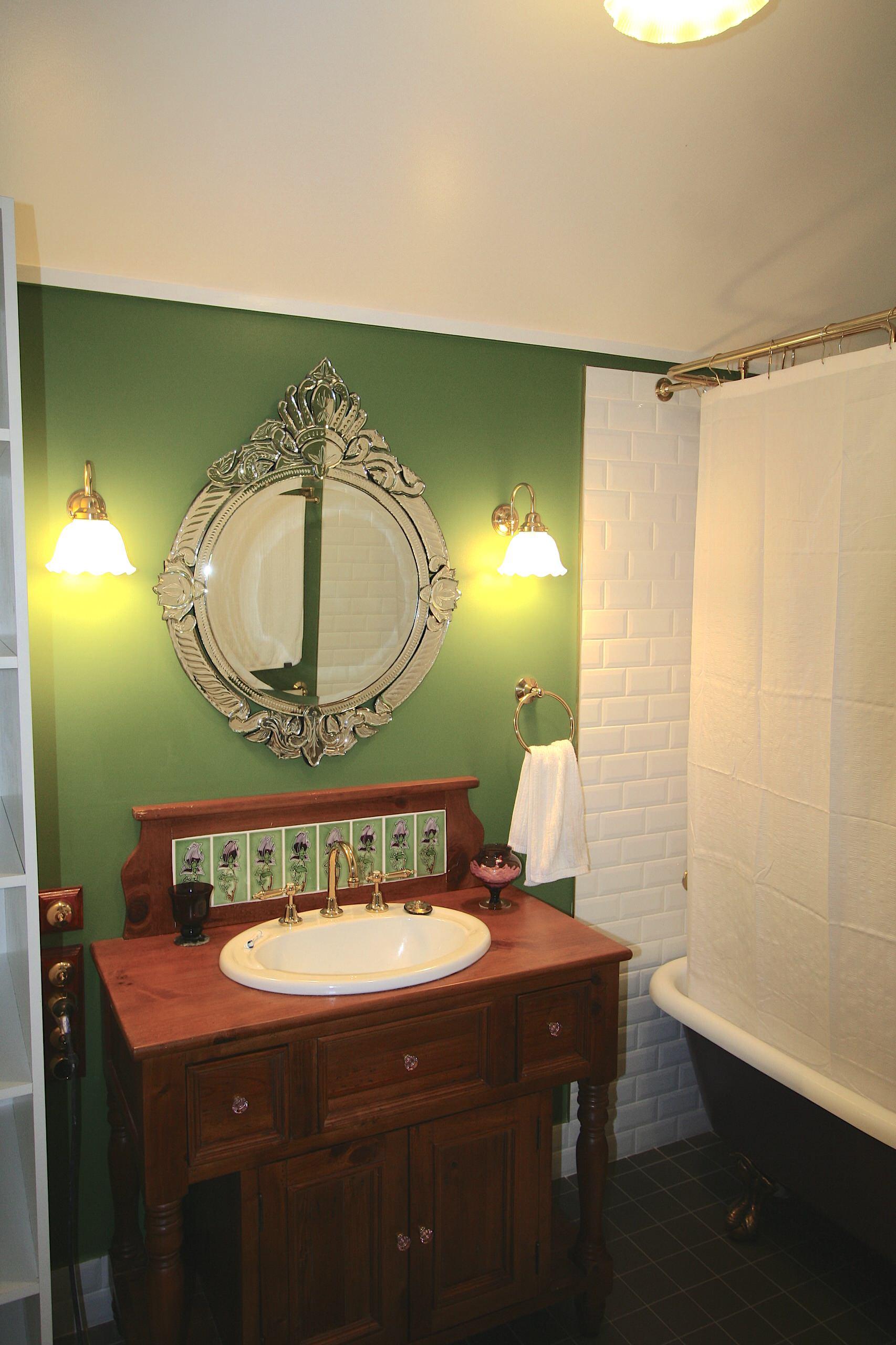 New Heritage Bathroom Corinda