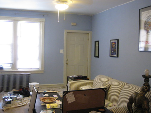 Difficult Space In Row House Living Room Part 6