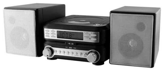 Gpx Horizontal Am And Fm And Cd Player by Gpx