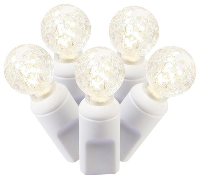 100-Light Led Lights, Warm White.