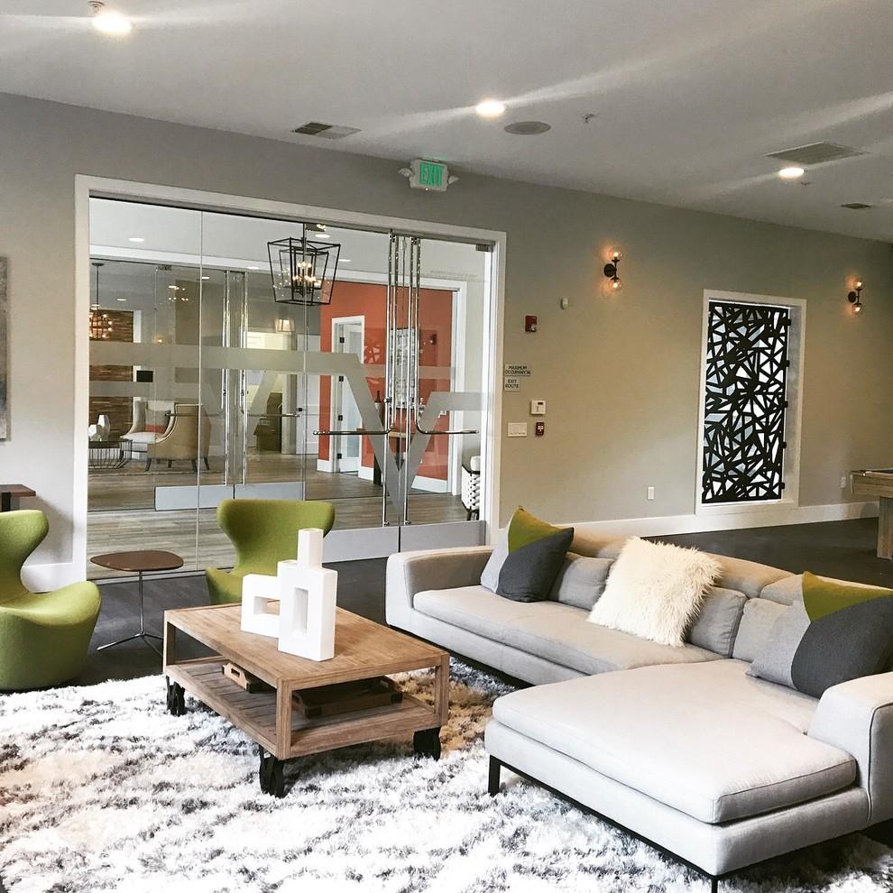 Hospitality, Multi-family + Model Homes
