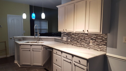 I Recommend This Company Still, They Have A Great Selection And Good Prices.  I Love The Cambria Brittanica I Purchased And The Backsplash And Glass Tile  ...