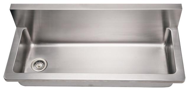 Noahu0027s Commercial Utility Sink Modern Utility Sinks