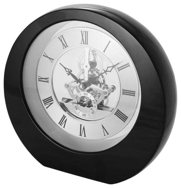 Shop Houzz Natico Interactive Gear Clock Wall Clocks