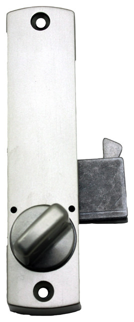 Digital Door Lock Mechanical Keyless Surface Mount Hook Bolt Sliding Door - Contemporary - Door ...