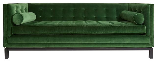 Lampert Sofa, Venice Emerald