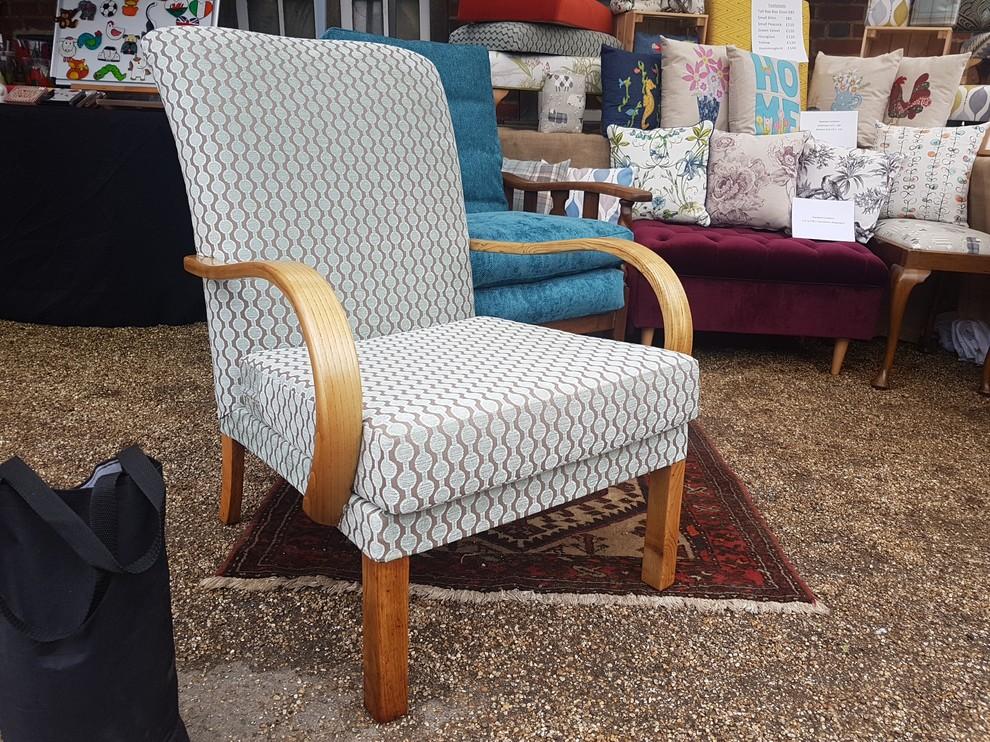 Parker knoll 1949 bentwood armchair