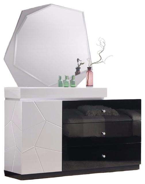 Turin Dresser & Mirror.