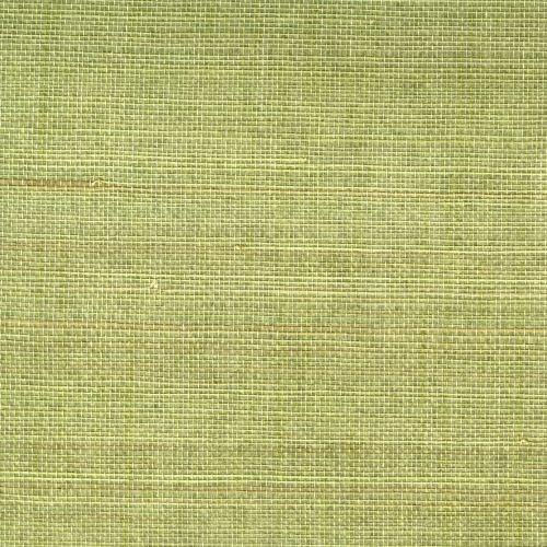 Brewster 63 54735 Miyo Green Grasscloth Wallpaper Green