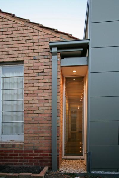 Preston House   Extension To Post War Brick Veneer House Contemporary