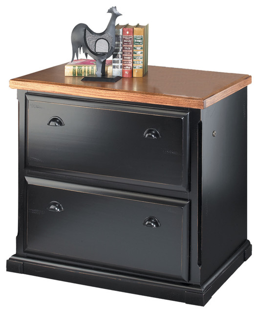 Shop Houzz | Southampton Onyx 2 Drawer Lateral File Cabinet - Filing Cabinets