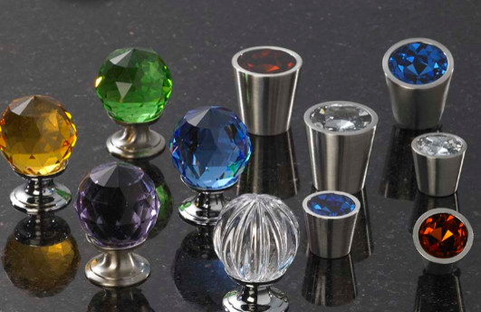 Top Knobs - We have many finishes available here in our Showroom!
