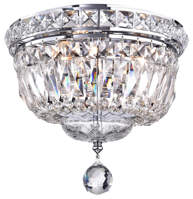 1st Avenue Cassandra Flush Mount Ceiling Light & Reviews
