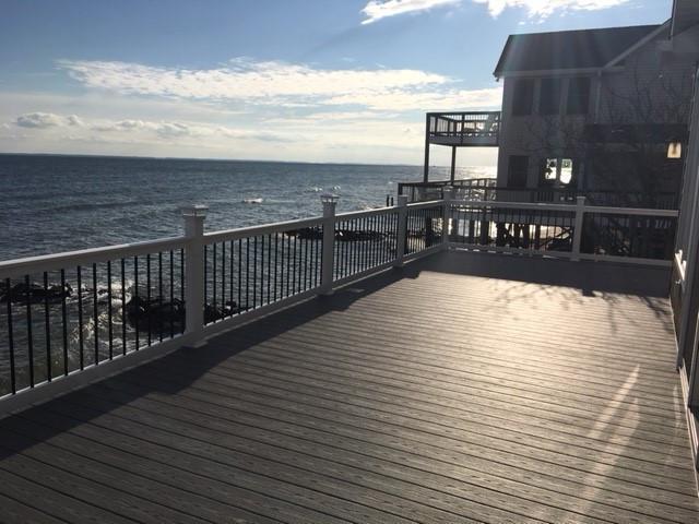 Beach Living- Deck