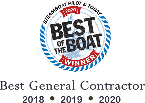 Steamboat Best Of The Boat: Best Contractor