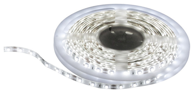 """Bazz Self-Adhesive Cuttable Under Cabinet LED Strip Light, 140"""""""