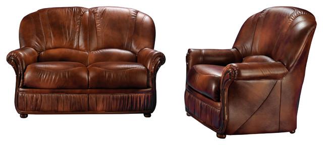 Monica Living Room Set, Loveseat, Chair.