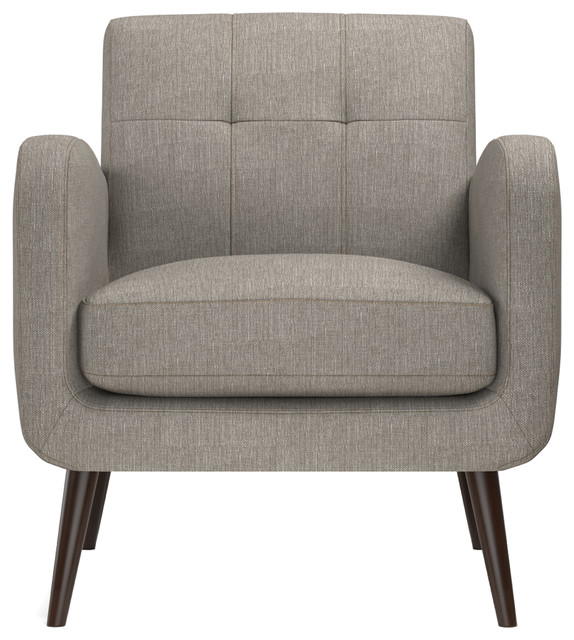 Observatory Armchair, Heather Gray.