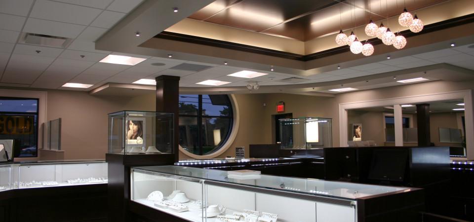 Jewelry Retail Space