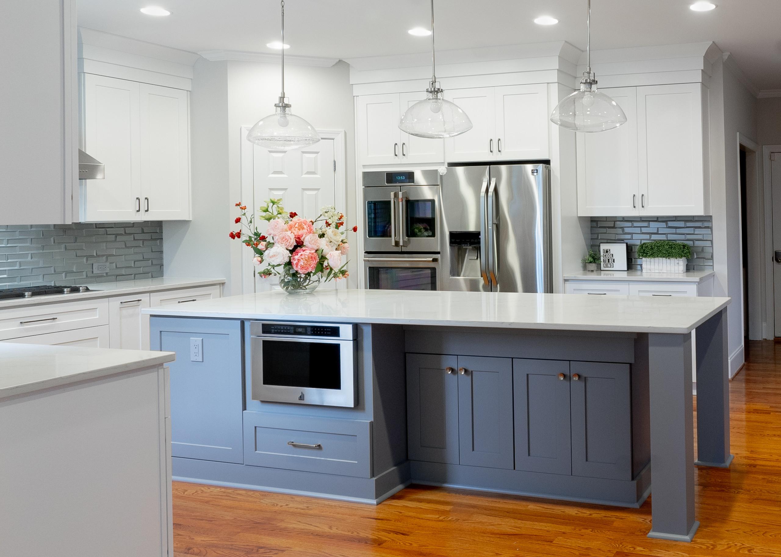 Buford GA modern kitchen