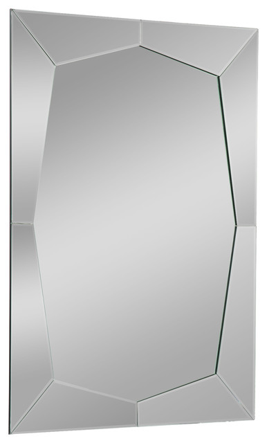 Carstadt Modern Bathroom Mirror.