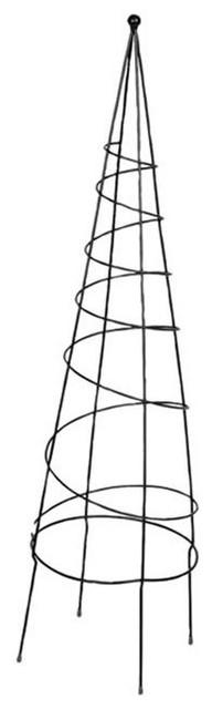 World Source Partners 3&x27; Spiral Obelisk, Pack Of 10.