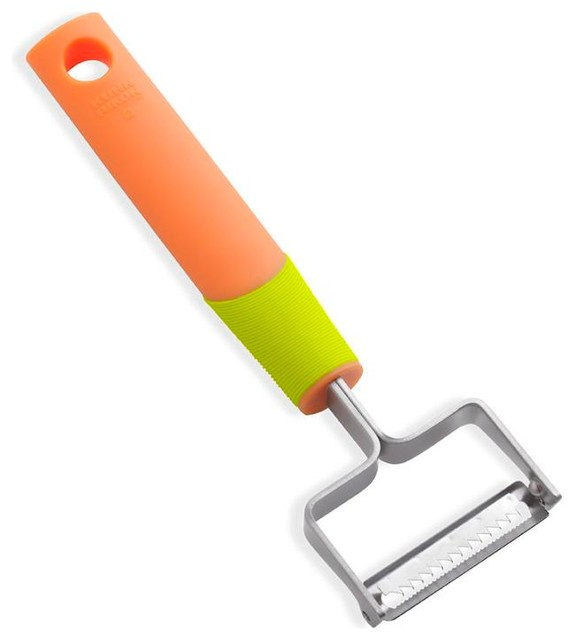 Kuhn Rikon Julienne Peeler with Two-Toned Handle