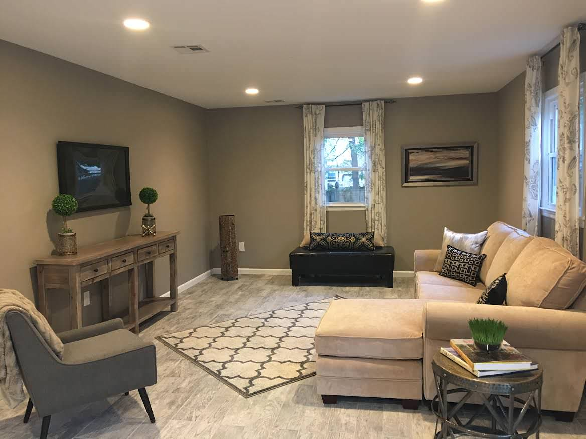 East Brunswick Vacant Staging