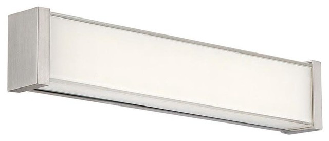 Wac Lighting Ws 7316 Svelte 16 Led Dimming Bathroom Bar Light